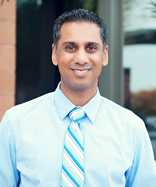 Chandler Doctor, Neil Sheth, Warner Family Practice