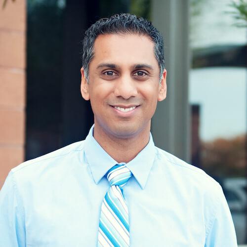 Dr. Neil Sheth Headshot - Primary Care Provider Bio
